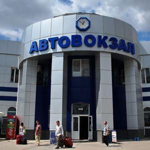 Автовокзалы Себежа