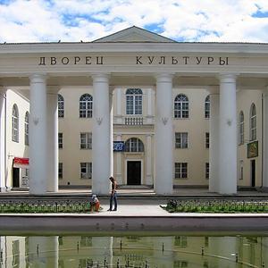 Дворцы и дома культуры Себежа