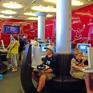 Интернет-кафе Себежа