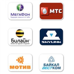 Операторы сотовой связи Себежа