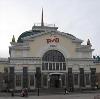 Железнодорожные вокзалы в Себеже