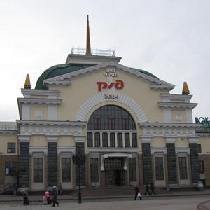 Железнодорожные вокзалы Себежа